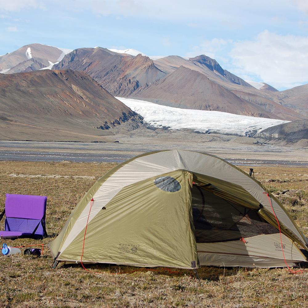 Axel Heiberg Trek camp