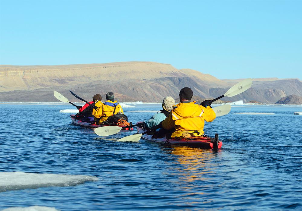 High Arctic Islands
