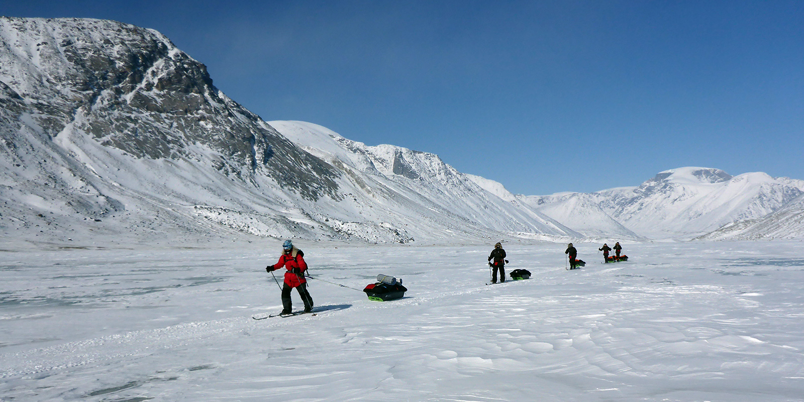 Auyuittuq National Park (Black Feather)