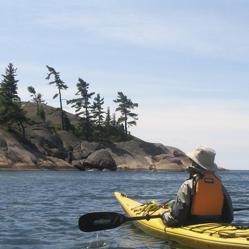 Georgian Bay, Ontario (Black Feather)