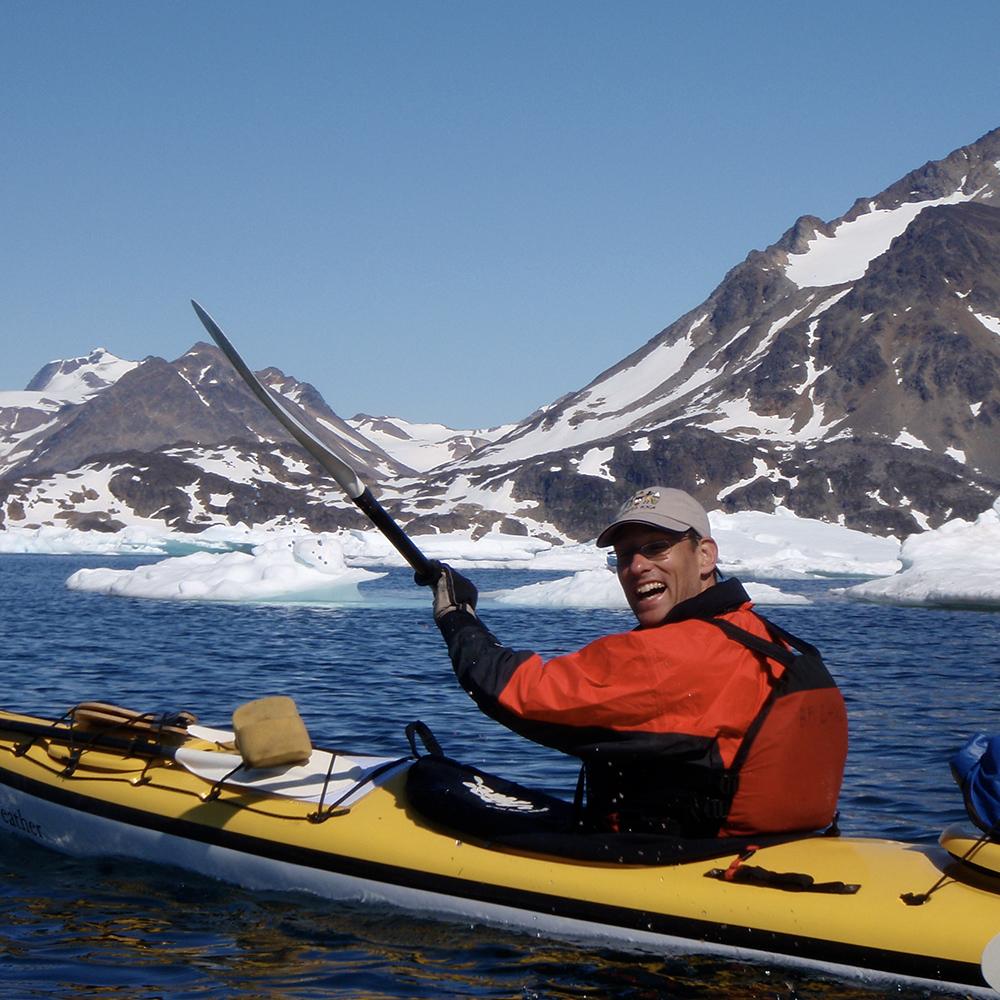 East Greenland Sea Kayaking (Black Feather)