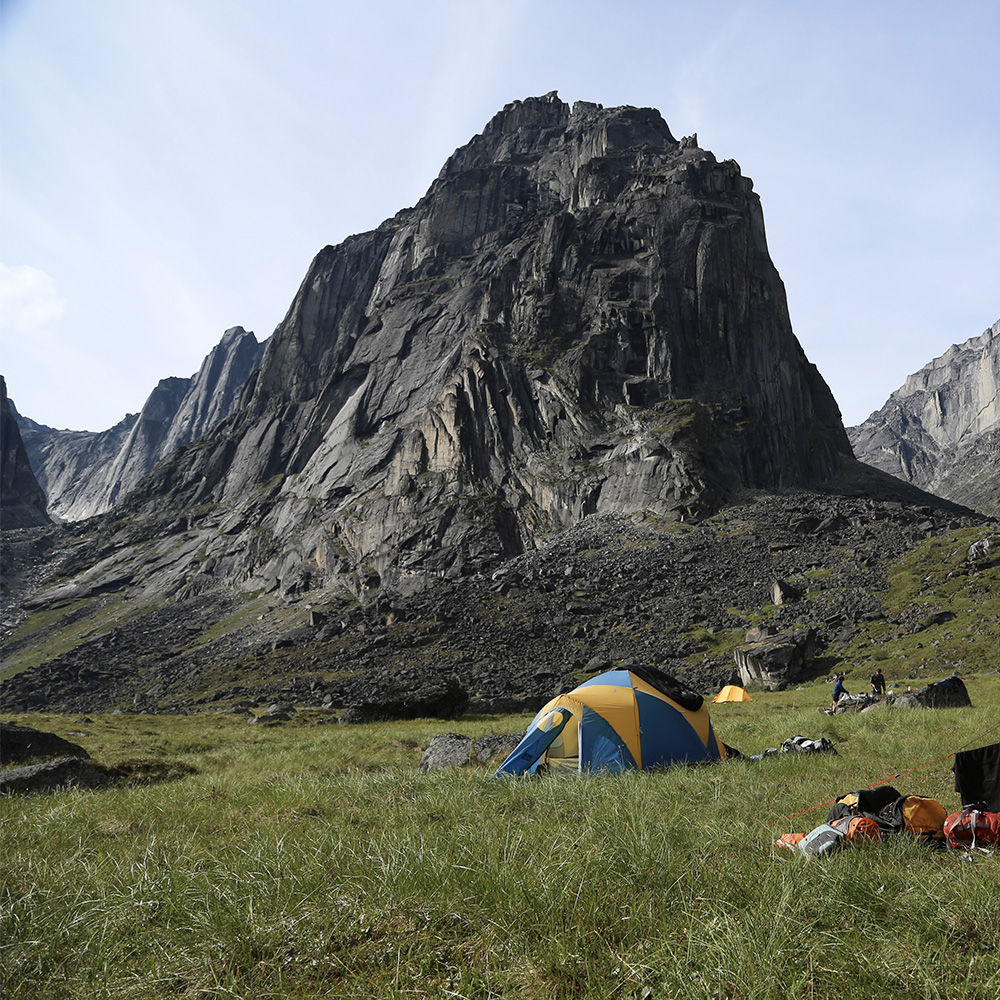 Nahanni Cirque UnClimbables, NWT (Black Feather)