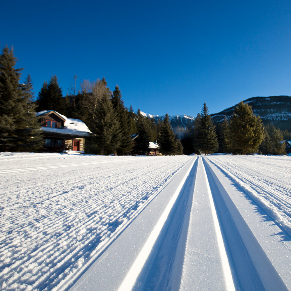 Nipika Ski Week, BC (Black Feather)